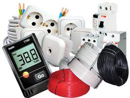 Комплектуючі для електрообладнання