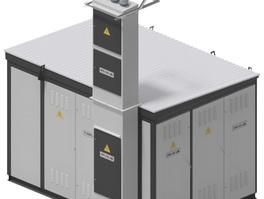 Комплектні трансформаторні підстанції (КТП)