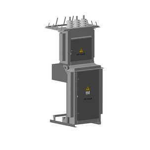 Комплектна щоглова трансформаторна підстанція КТПщ 25…250/10(6)/0,4
