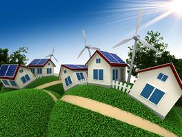 """За три роки """"зелена"""" енергетика отримала понад €1 мільярд інвестицій"""